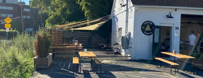 Kingston Standard Brewing Co. is one of Catskills.