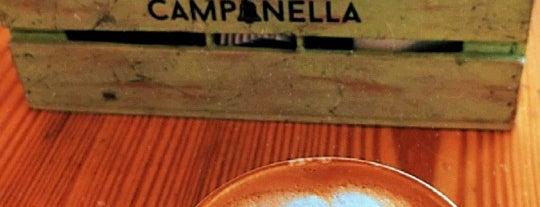 Campanella is one of Tulum, Mexico.