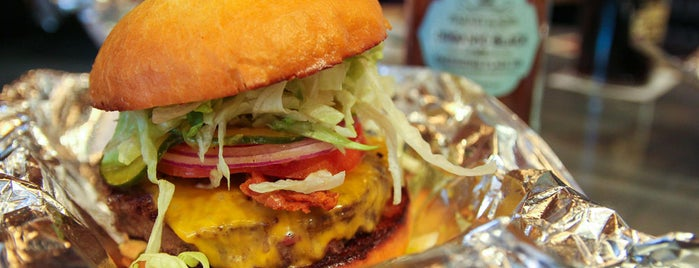 Red Apron Butchery is one of Burger Days' 2013 Burgers of the Year.