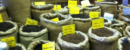 Porto Rico Importing Co. is one of Coffee.