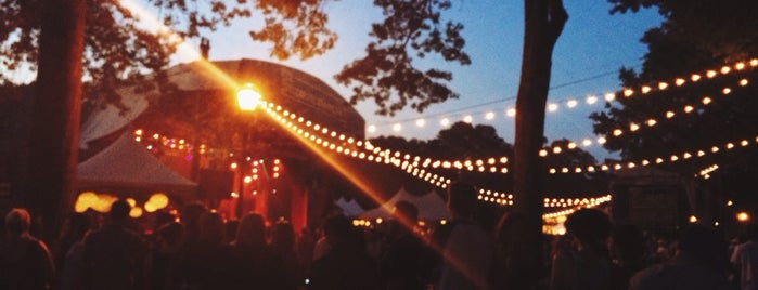 Prospect Park Bandshell / Celebrate Brooklyn! is one of The 17 Most Popular Music Venues in NYC.