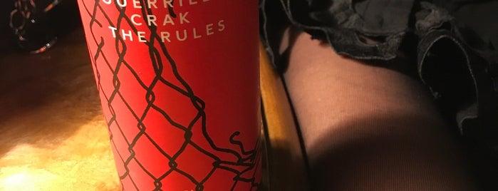 CRAK Brewery is one of cibo e beveraggi.
