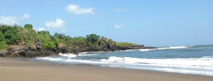 Kedungu Beach is one of Bali.