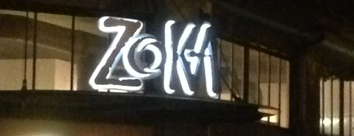 Zoka Coffee is one of Washington State - (King County).