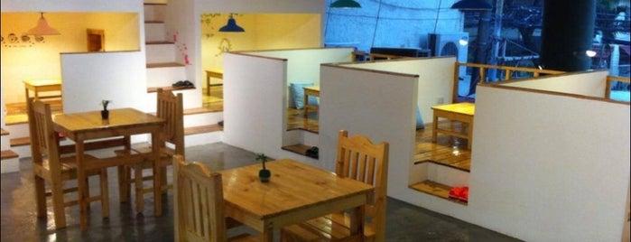 SHP Bibimbab Cafe & Restaurant is one of Jerome 님이 좋아한 장소.