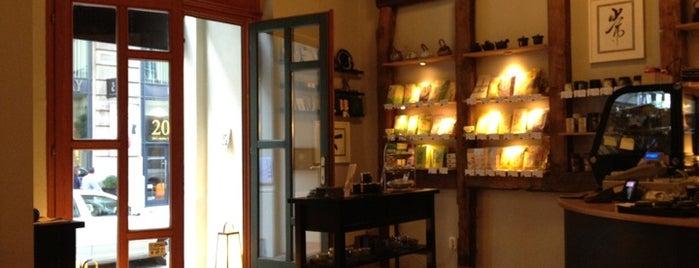 Marumoto Japanese Tearoom & Shop is one of Budapest.