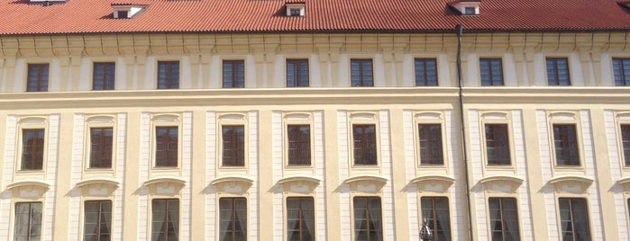Hradschin is one of Prag.
