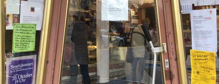 Bäckerei Remmert is one of Alexander : понравившиеся места.