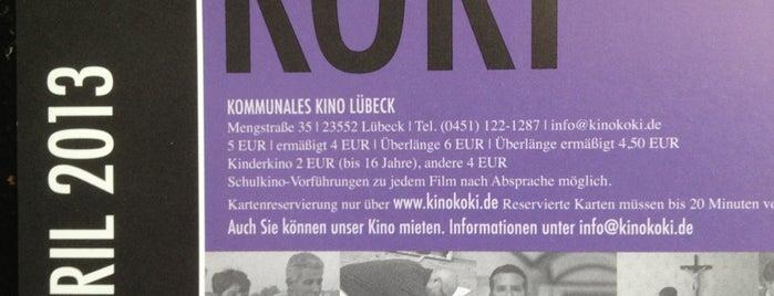 Kommunales Kino is one of Karsten 님이 좋아한 장소.