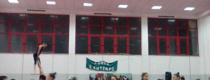 Sociedade Euterpe Alhandrense is one of Orte, die Vitor gefallen.