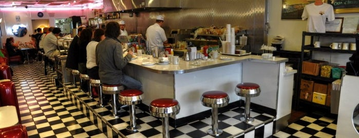 Lori's Diner is one of SF Best Brunches.