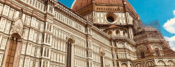 Cattedrale di Santa Maria del Fiore is one of Florence.