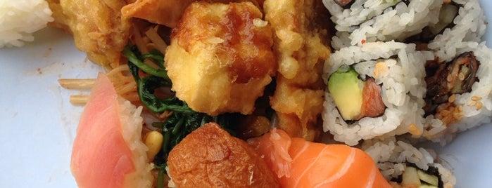 Matsutake Habachi & Sushi is one of Visited Restaurants.