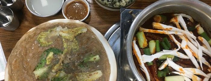 두꺼비식당 is one of 태완 님이 좋아한 장소.