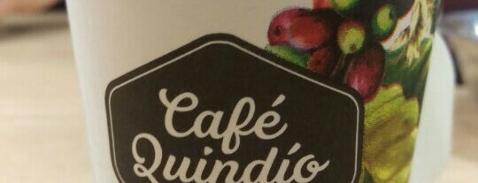 Café Quindío Express is one of Loreさんのお気に入りスポット.