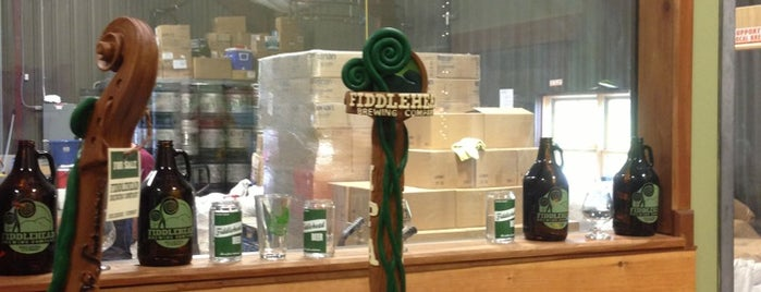 Fiddlehead Brewing Company is one of North East Breweries.