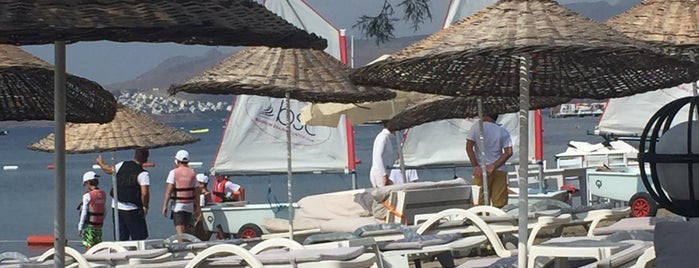 Bodrum Sailing Center is one of Keremさんの保存済みスポット.