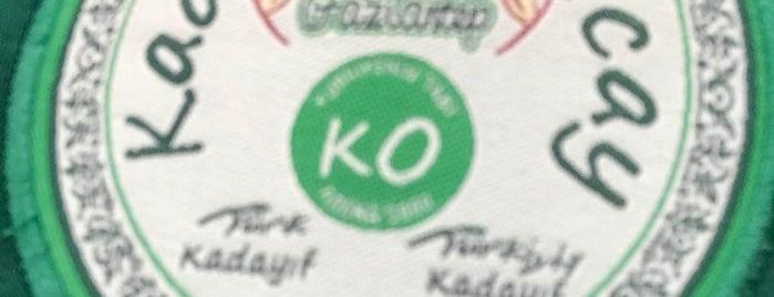 Kadayıfcı Olcay is one of Tatlı ve Börek.