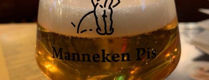 Manneken Pis is one of สถานที่ที่ Alexandr ถูกใจ.