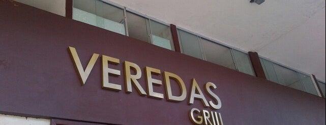 Veredas Grill is one of Orte, die Robot gefallen.