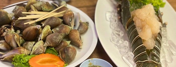 Mook Manee Seafood is one of Phuket.