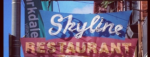Skyline Restaurant is one of Marianaa's Liked Places.