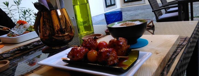 WINISAN - Yakitori Café & Restaurant is one of Want to try soon.