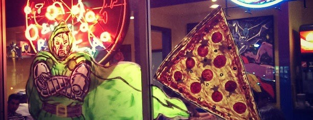 Savage Pizza is one of Pizza Slicing it up in Atlanta.