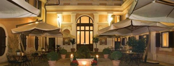 Antico Palazzo Rospigliosi Hotel Rome is one of Day-Use di Lusso a Roma.