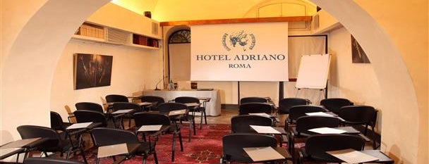 Hotel Adriano is one of Roma.