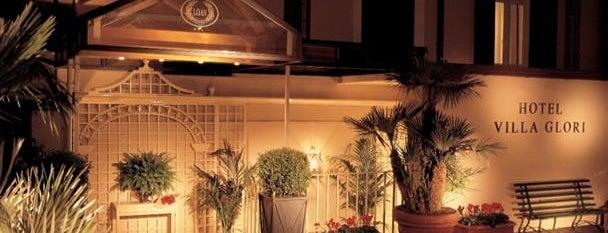 Hotel Villa Glori is one of Day-Use di Lusso a Roma.