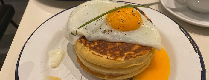 Madam Pancake is one of NL Bucketlist.