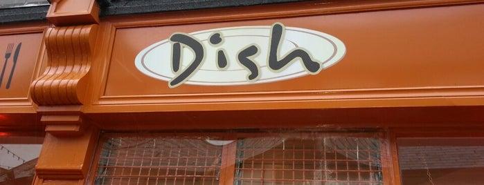 dish is one of George: сохраненные места.