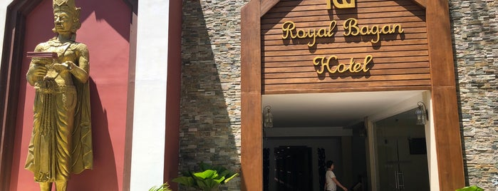 Royal Bagan Hotel is one of Ieva's Liked Places.