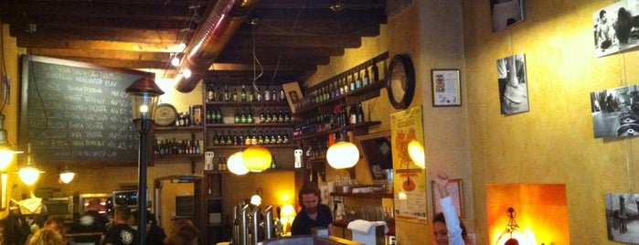 Osteria della Birra is one of Lugares favoritos de Alessandro.