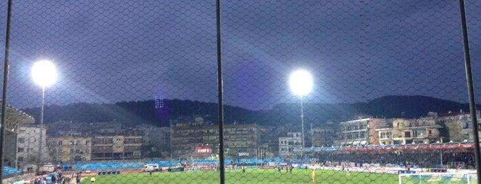 Εθνικό Στάδιο Ιωαννίνων Ζωσιμάδες is one of Part 3~International Sporting Venues....