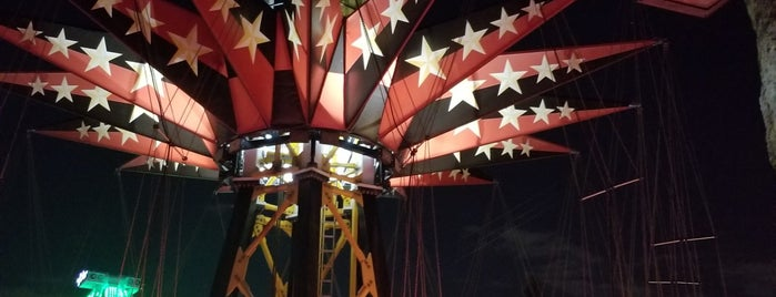 SkyScreamer is one of san antonio. Texas.