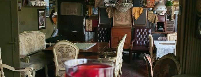 Ziba cafe   کافه زیبا is one of Lieux sauvegardés par Travelsbymary.