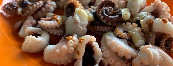 Gertak Sanggul Seafood is one of Penang | Eats.