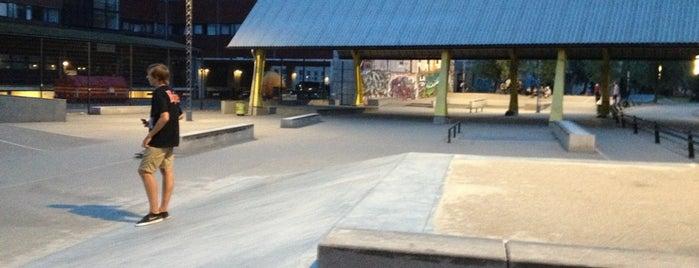 Nørrebro Skatepark is one of #COPENHAGEN.