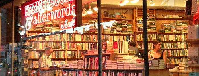 Kramerbooks & Afterwords Cafe is one of #UberApproved in DC.