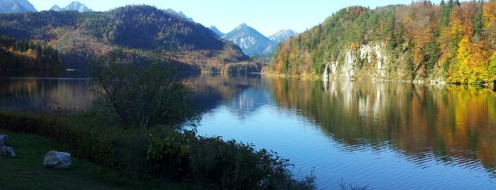 Alpsee is one of Германия.