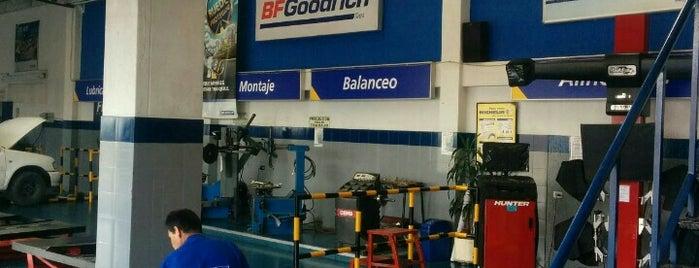 Michelin Dismacor is one of Aquí Se debería Poder Rayar las Paredes.