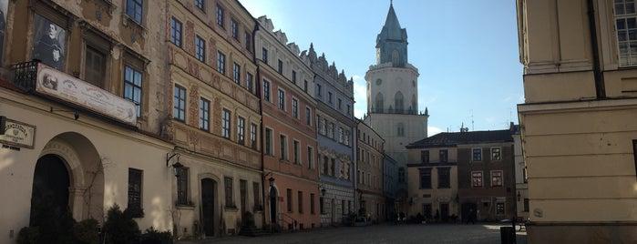 Lublin is one of Oleksandr'ın Beğendiği Mekanlar.