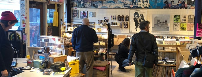 Buch Spieler Music is one of Favorite Vinyl Hunting Spots.