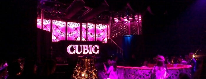 Club Cubic is one of MACAO..