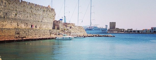 Port of Rhodes is one of Cagla 님이 저장한 장소.