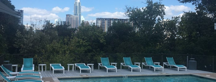 Timber Creek Apartments  Pool is one of Austin.
