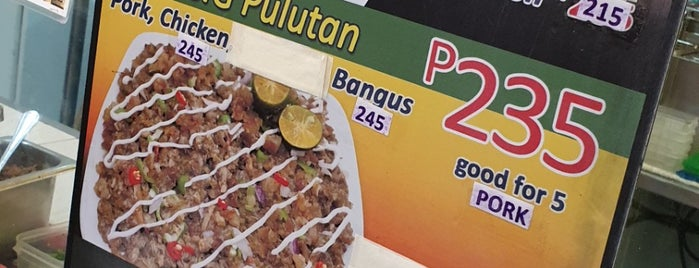King Sisig is one of My overseas travel..