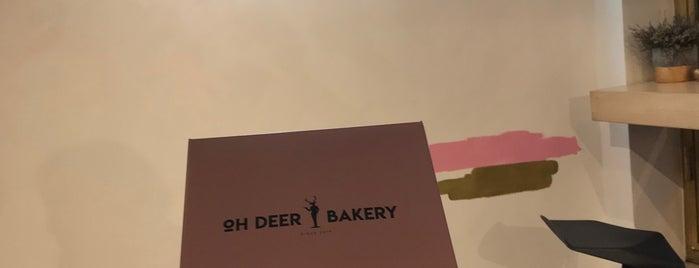 Oh Deer Bakery is one of Prague.